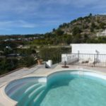 Fuentes Vieja frigiliana pool dachterrasse