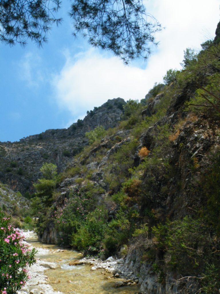 Wanderwege Berge